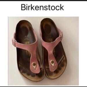 Birkenstock sandals size 9(39)